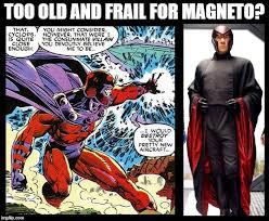 Magneto Meme - ian mckellen imgflip