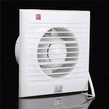 abluftventilator küche mini wand fenster abluftventilator badezimmer küche toiletten