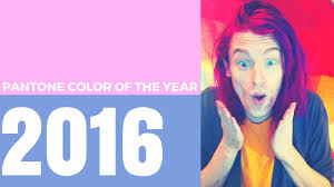 2016 pantone color of the year the color mage youtube