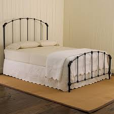 Wrought Iron Headboard Full create the vintage impression through metal headboard bedroomi net
