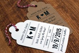 luggage tag save the date luggage tag save the date michael farrell design