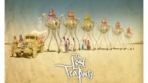 the lost tea party honorarium art project burning man 2014 by