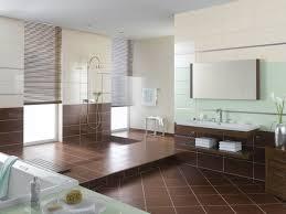 bathroom stunning mirrored tile backsplash wooden bathroom