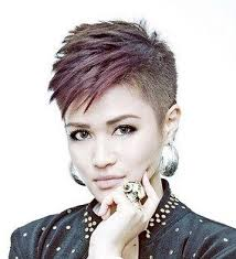 clipper cut hairstyles for women alexis sanchez hairstyle 2012 clipper cut pixies and hair style