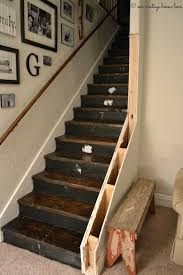 Banister Meaning Our Vintage Home Love Stairway Renovation