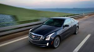 Cadillac Ats Coupe Interior 2016 Cadillac Ats Coupe Review And Test Drive With Price