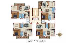 Estella Gardens Floor Plan by Estella Maple Square A Luxurious Apartments In Bangalore