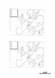 the reformation map blank worksheet year 8
