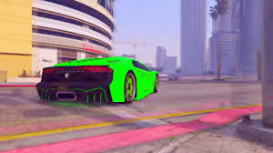gta 5 online secret car colors glowing green glowing red