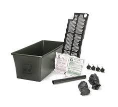 amazon com earthbox 1010011 garden kit terra cotta planters