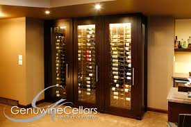 custom wine walls wine cabinets wine closets genuwine cellars