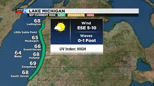 Weather Map Michigan by Gorgeous Fourth Of July Forecast Woodtv Com