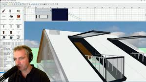 Sweet Home 3d Design Software Reviews Roof Attic Balcony Window In Sweet Home 3d Youtube