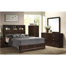 Bookcase Bed Queen Lifestyle Bookie Contemporary Queen Bookcase Bed With 4 Shelves