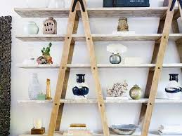 Best 25 Ladder Shelf Decor by 13 Ladder Shelves Ideas 12 Up Cycled Ladder Shelves Display Ideas