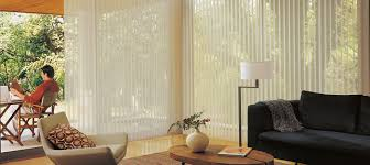 privacy sheers luminette hunter douglas