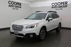 2017 subaru outback 2 5i limited black used one owner 2017 subaru outback 2 5i limited in edmond ok