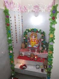 decoration themes for ganesh festival at home ghar360 home design ideas photos and floor plans