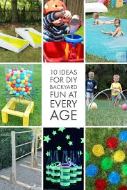 10 creative backyard activities for kids nofilter