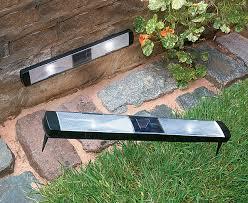 Led Solar Landscape Lights Impressive Design Walkway Solar Lights Fetching The Color Changing