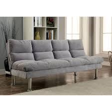 furniture of america willow microfiber sofa futon free shipping