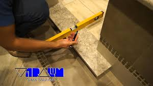 vitralum glass solutions how to install a shower sill for vitralum glass solutions how to install a shower sill for frameless glass shower enclosures orlando youtube