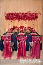 fuschia pink table cloth 118 best fuchsia magenta pink weddings images on pinterest