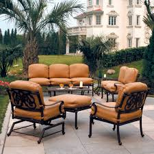 Iron Patio Furniture by Cast Iron Patio Furniture Home Outdoor