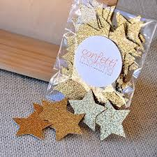 glitter gold confetti birthday decorations