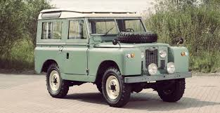 land rover old discovery 1968 land rover series iia