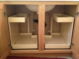 under kitchen sink storage ideas diy under kitchen sink storage