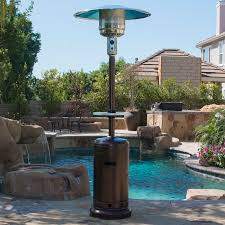 paramount patio heaters galleon btu propane patio heater paramount mission square