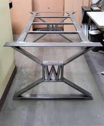 heavy duty table legs v shaped dining table base super heavy duty industrial table base