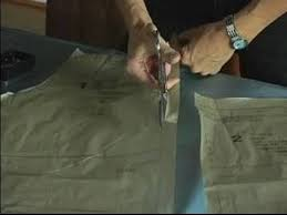 pattern making tissue paper understanding making sewing patterns cutting off extra tissue