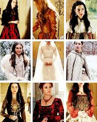 reign tv show hair beads 48 best long may you rule images on pinterest queen mary