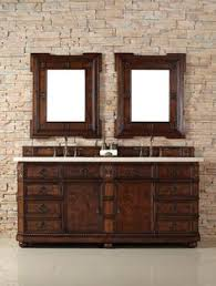 72 Bathroom Vanity Double Sink by Silkroad Exclusive 72 Inch Crema Marfil Marble Stone Top Bathroom