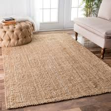 8x8 Sisal Rug Safavieh Casual Natural Fiber Hand Woven Natural Accents Chunky