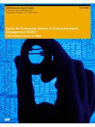 guide for enterprise search in enterprise asset management eam