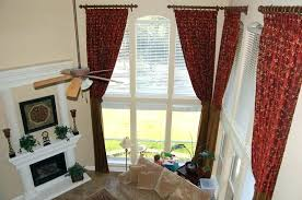 Large Window Curtain Ideas Designs High Ceiling Curtains Linked Data Cycles Info