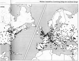 Target World Map by Nuclear Targets In West Europe Alternate History Discussion