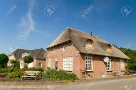 Home Designer Pro Dutch Gable by Dutch Roofs U0026 Typical Dutch Farm House With Reed Roof Stock Photo
