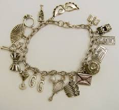 themed charm bracelet great gatsby themed charm bracelet themed classic book