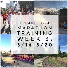 tunnel light marathon 2018 run hike play