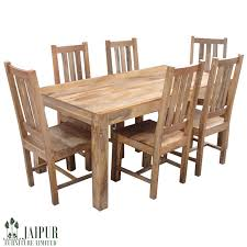 Mango Dining Table Mango Large Dining Table 6 Dakota Mango Chair