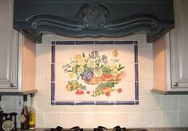 kitchen tile backsplash murals 18 wall tile murals designs beautiful decor ideas from