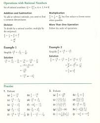 grade 10 academic math fractions practice mathematics education