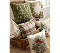 Christmas Pillows Pottery Barn A Long Winter U0027s Nap U2026 U201d Christmas Bedroom Christmas 2014 And Bedrooms