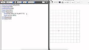 latex tikz 教學 part 1 draw node coordinate grid youtube