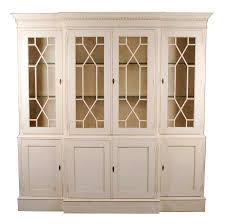 Bookcase With Doors White by Furniture White Wall Bookshelves Antique White Bookcase