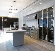 modern kitchen showrooms love this design all but the stools siematic ny showroom